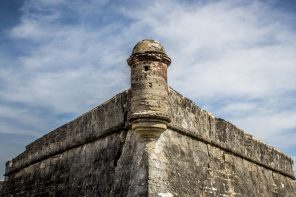 FORT REOPENING! Castillo de San Marcos in St. Augustine reopens Oct. 21, 2020