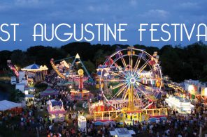 2018 St. Augustine area FESTIVALS!