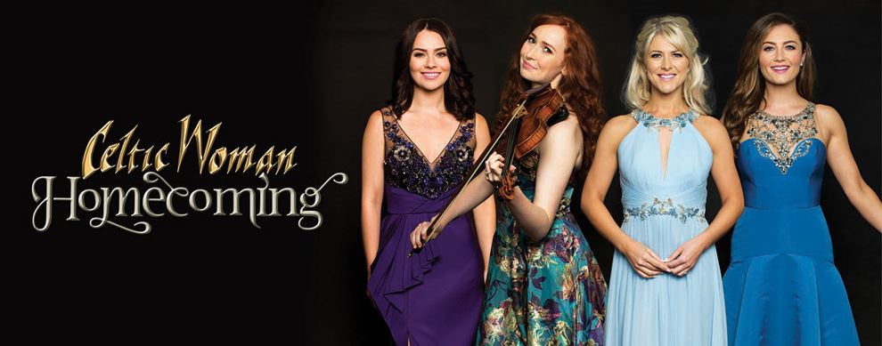 Ticket Giveaway: Celtic Woman Homecoming Concert