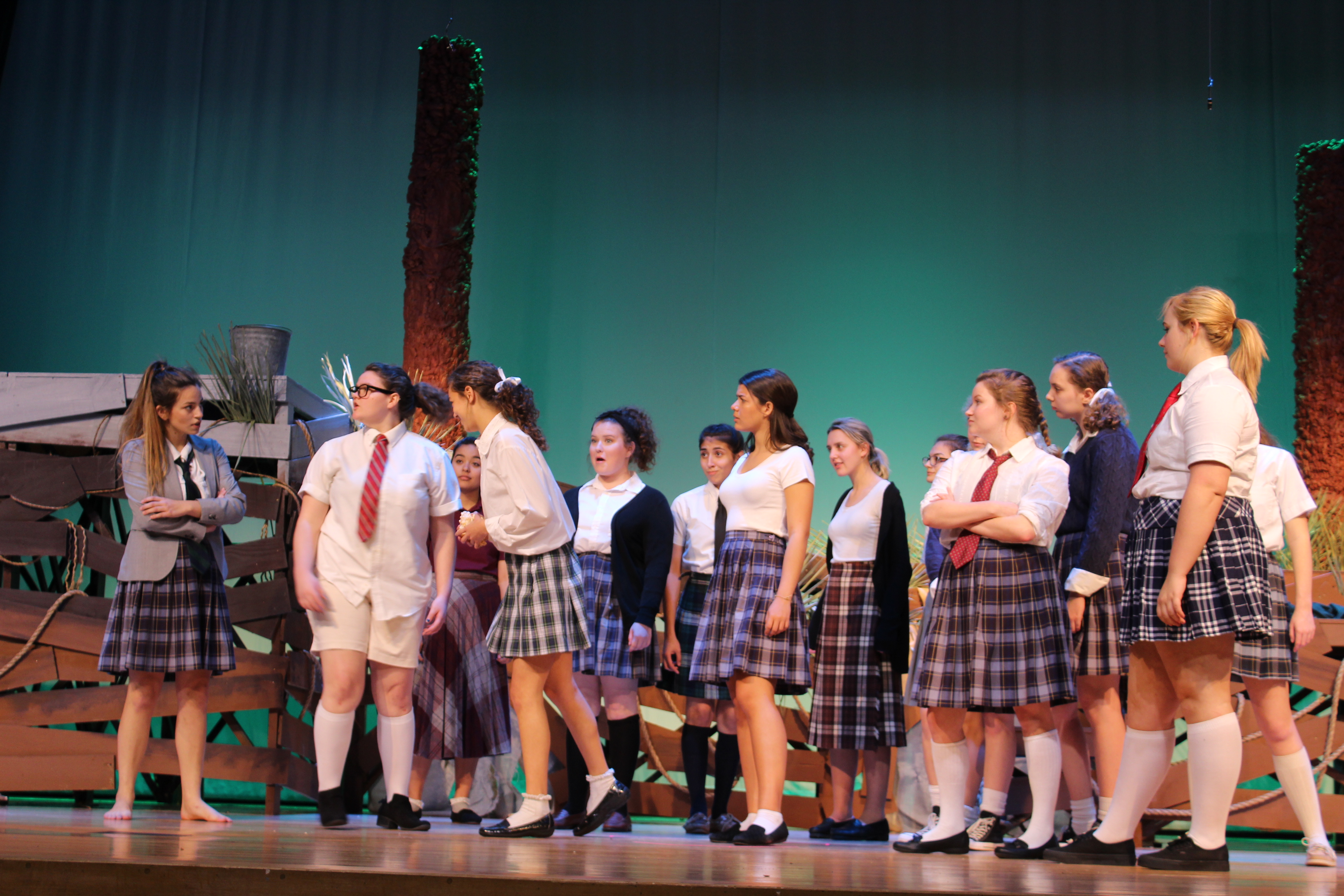 Feb. 8-10: Lord of the Flies at St. Augustine High School