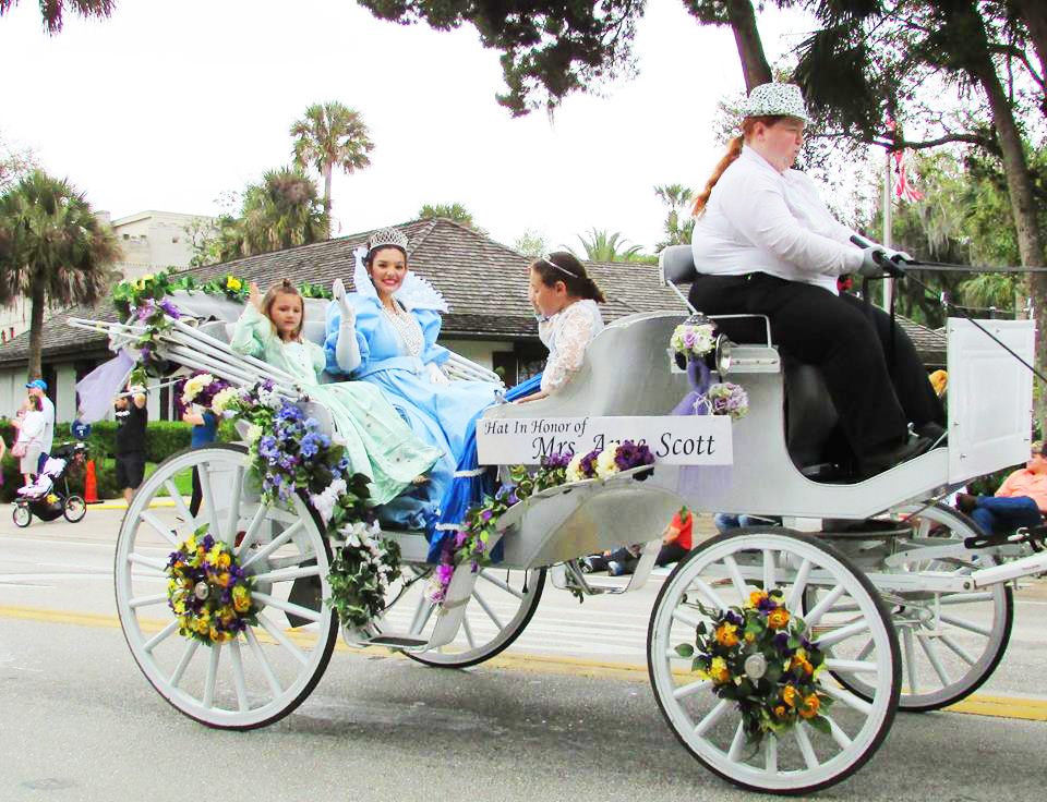 2018 St. Augustine Easter Parade & Easter Festival Events