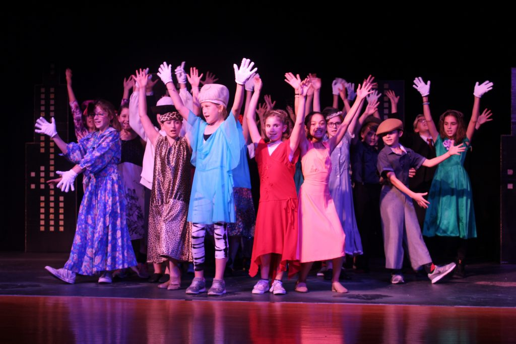 March 23-25: Thoroughly Modern Millie Jr. features 30+ local students