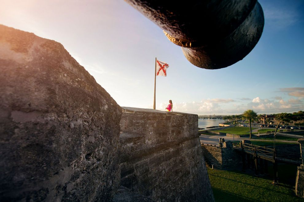 Vote for St. Augustine as Best Historic Small Town in the U.S.