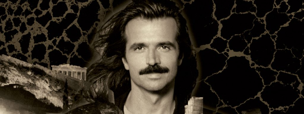 April 27: Yanni to perform at the St. Augustine Amphitheatre