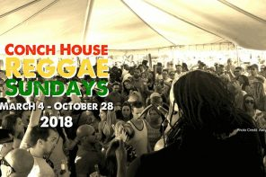 March 4-Oct. 28: Reggae Sundays at Conch House Marina