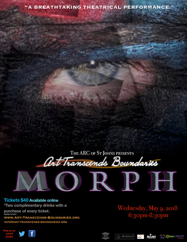 May 9: MORPH event features live art & fashion