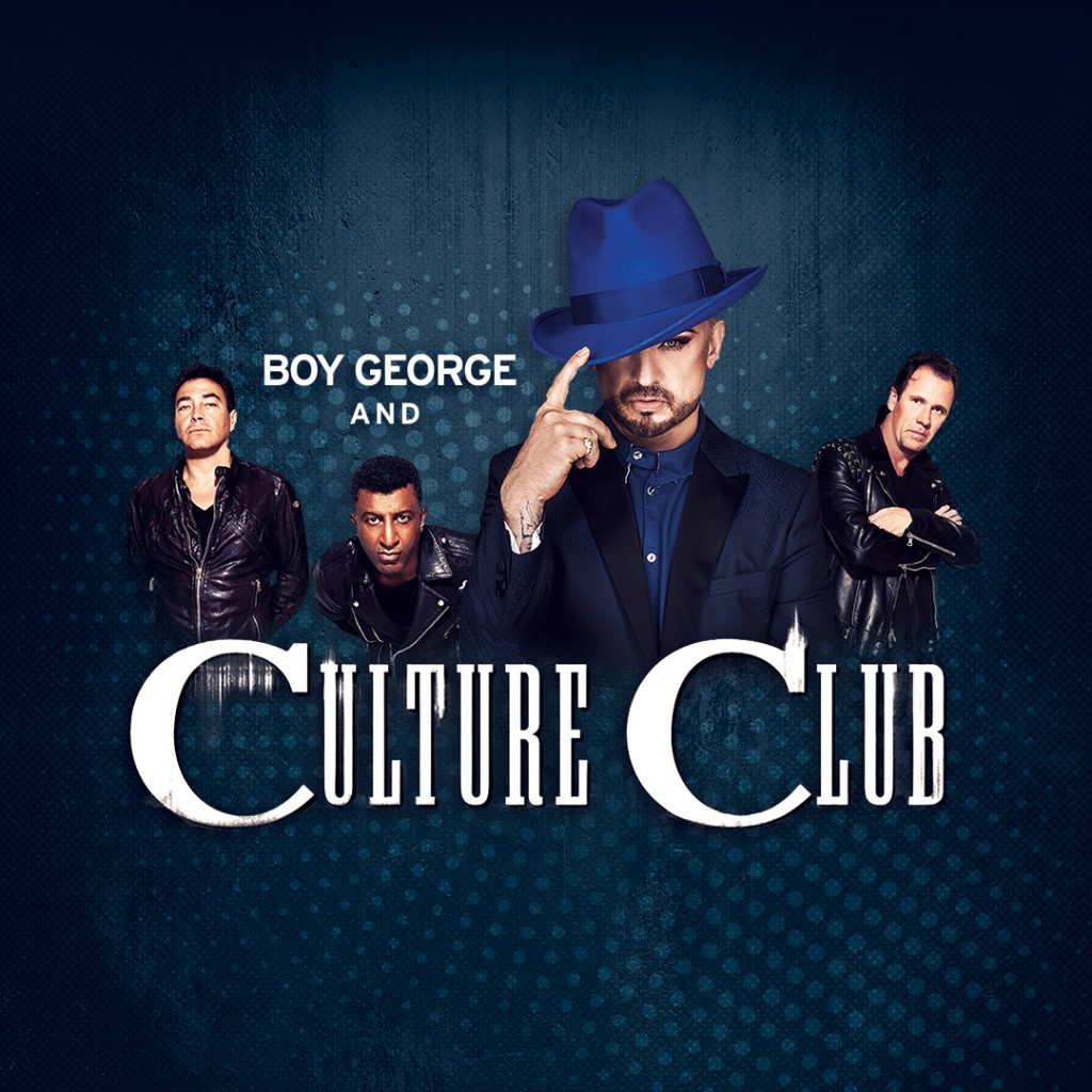 June 29: Boy George & Culture Club and The B-52s at St. Augustine Amphitheatre