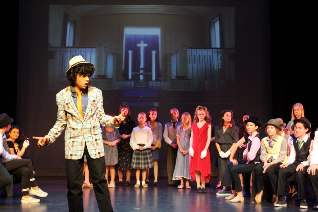 KidzfACTory at Limelight Theatre stages Guys & Dolls Jr.