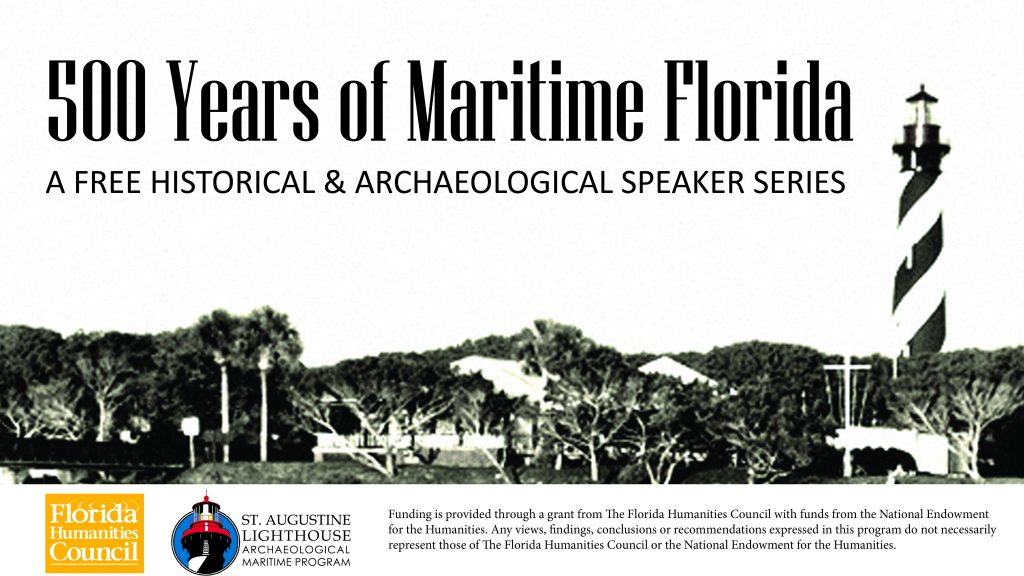 Free Speaker Series: 500 Years of Maritime Florida