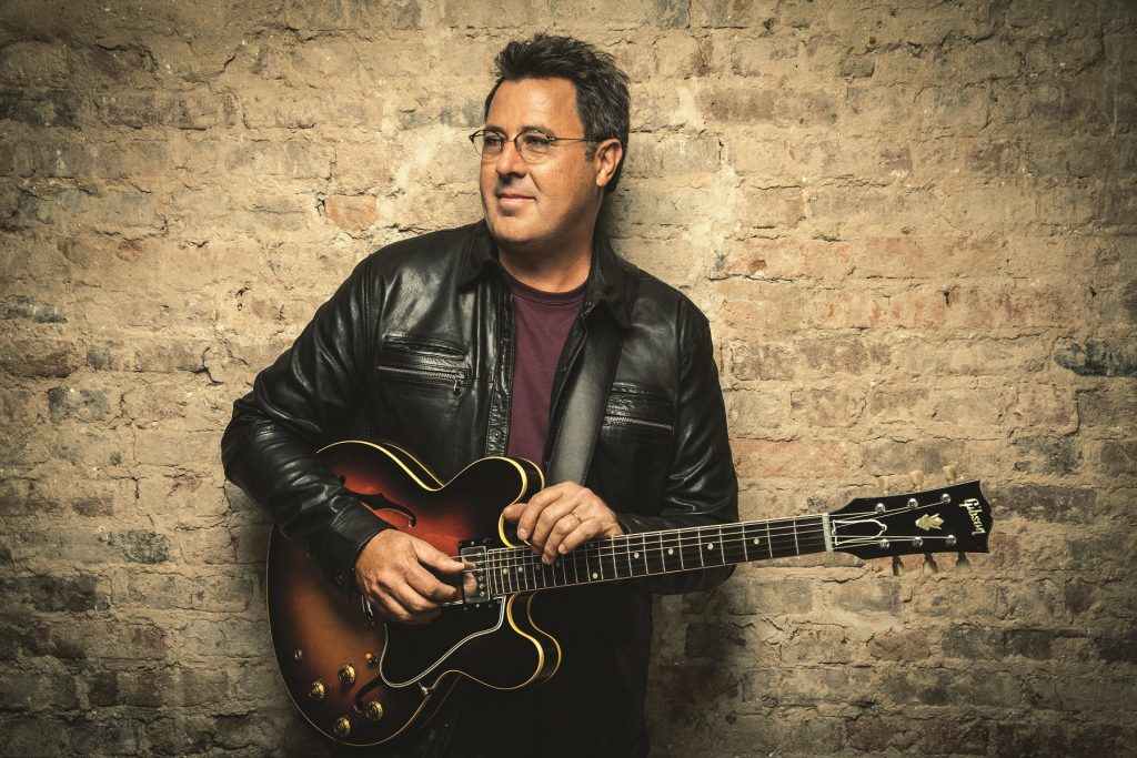 Nov. 11: Vince Gill to perform at St. Augustine Amphitheatre