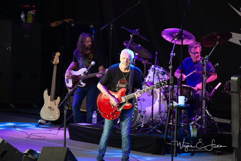 PHOTOS: Steve Miller & Peter Frampton at the St. Augustine Amphitheatre