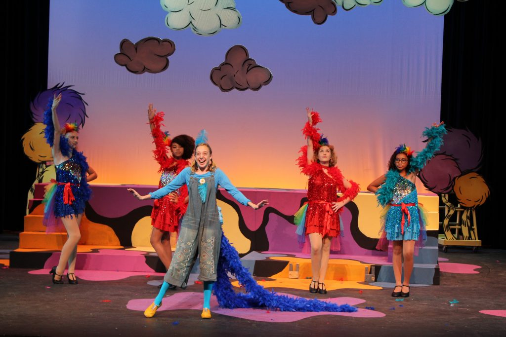 July 27-29: Seussical the Musical & The Pinocchio Show on stage