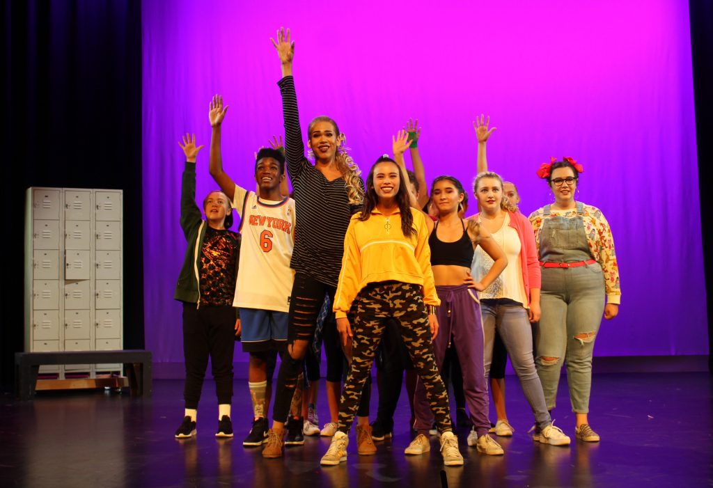 July 6-8: Bring It On the Musical staged by Limelight Theatre