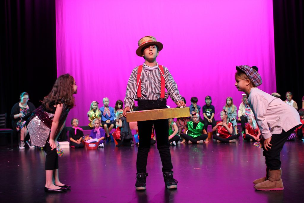 July 13-15: Willy Wonka Kids staged by KidzfACTory at Limelight Theatre