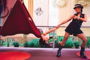 Nov. 9-10: The Haunted Flying Circus & Medicine Show