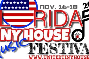 Nov. 16-18: Florida Tiny House Music Festival at St. Johns County Fairgrounds