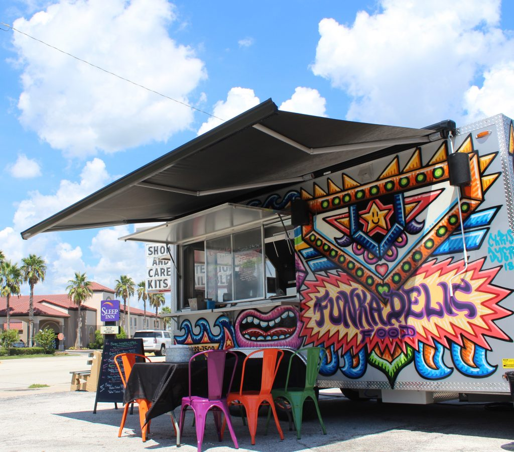 Totally EATS: Funkadelic Food Truck offers fun, fresh fare!