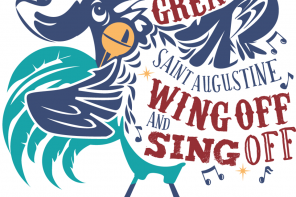 Sept. 9: The Great St. Augustine Wing Off & Sing Off