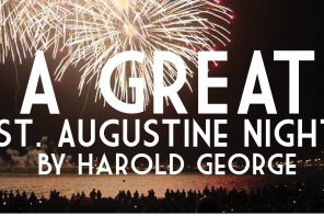 Harold George: A Great St. Augustine Night (February events)!
