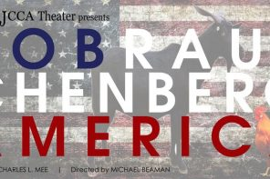 Nov. 1-4: Bob Rauschenberg America avant-garde theatre on stage at St. Augustine High
