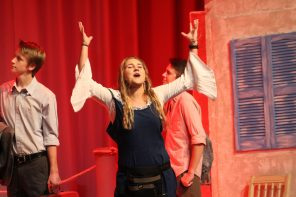 Oct. 4-6: Mamma Mia! at St. Augustine High School features ABBA hits