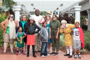 St. Augustine family featured on Cosmopolitan magazine list of Halloween costumes!