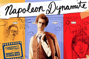Nov. 14: Napoleon Dynamite // A Conversation with Jon Heder, Efren Ramirez and Tina Majorino