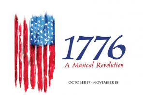 Oct. 17-Nov. 18: Alhambra Theatre & Dining stages 1776, A Musical Revolution