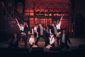 Nov. 7-11: All Shook Up musical at Flagler College features Broadway actor