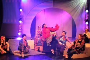 Jan. 9-Feb. 11: Godspell on stage at Alhambra Theatre & Dining