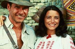 Jan. 19: Raiders of the Lost Ark actress in St. Augustine!