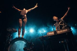 Feb. 15: Matt and Kim on the Backyard Stage at St. Augustine Amphitheatre