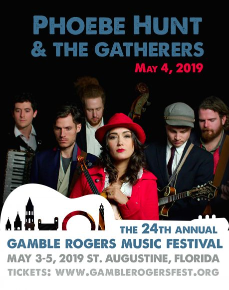 Phoebe Hunt & the Gatherers Promo