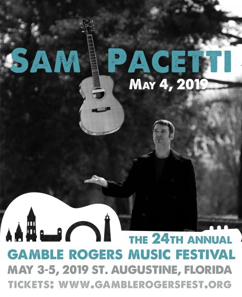 Sam Pacetti Promo