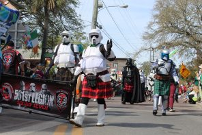 March 9: World's Oldest St. Patrick's Parade in St. Augustine