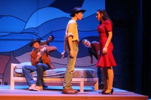 April 4-6: Of Mice & Men on stage at St. Augustine High School