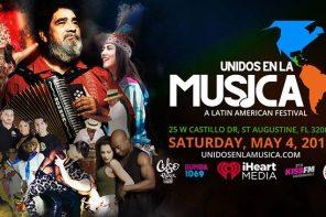 May 4: Unidos En La Música: A Latin American Festival