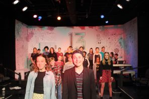 May 10-12: Limelight Theatre Education stages 13 the Musical