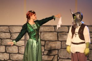 Shrek Jr. at Limelight Theatre opens with sold out summer camp performances!