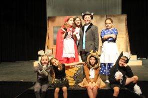 July 27: Two performances of The Real Story of Little Red Ridinghood by Summer Musical TheatreCamp