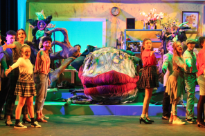 July 26-28: Little Shop of Horrors on stage at Flagler College