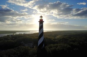Oct. 15: St. Augustine Lighthouse & Maritime Museum  Celebrates the 145th Birthday