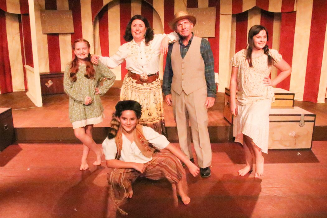 Sells halpa tulokas Sept. 18-Oct. 20: Annie Get Your Gun on stage at Limelight ...