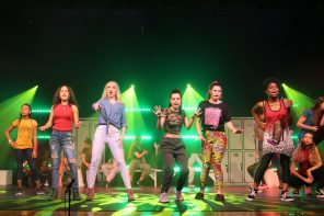 Oct. 24-26: Bring It On The Musical on stage at Murray Middle School