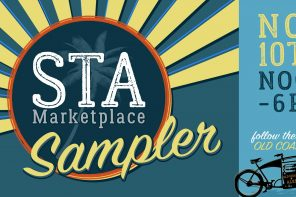 Nov. 10: STA Marketplace to showcase 14 local vendors at Old Coast Ales