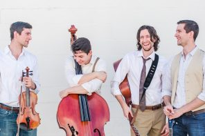 Oct. 26: The Lubben Brothers kick off the Gamble Rogers Concert Series