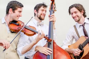An interview with the Lubben Brothers, opening the Gamble Rogers Music Series