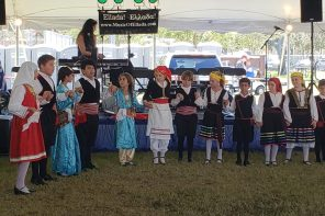 Oct. 11-13: St. Augustine Greek Festival at Francis Field