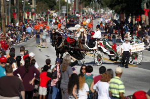 The Best Winter Events in St. Augustine, Florida!