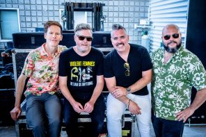 June 3: BARENAKED LADIES RETURN TO THE ST. AUGUSTINE AMPHITHEATRE